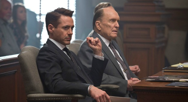 "WIN ""THE JUDGE"" ON DVD"