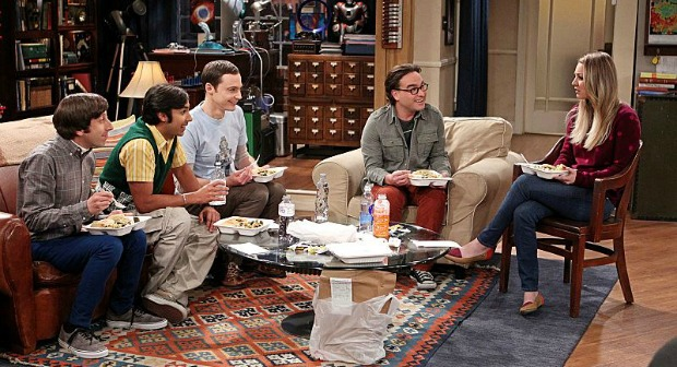 Television Review – The Big Bang Theory season 8 Premiere