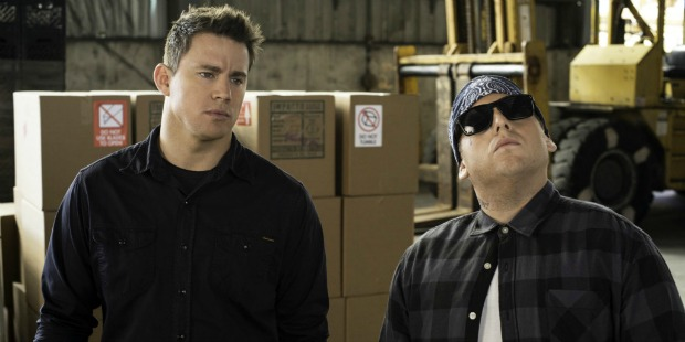 DVD Review – 22 Jump Street (2014)