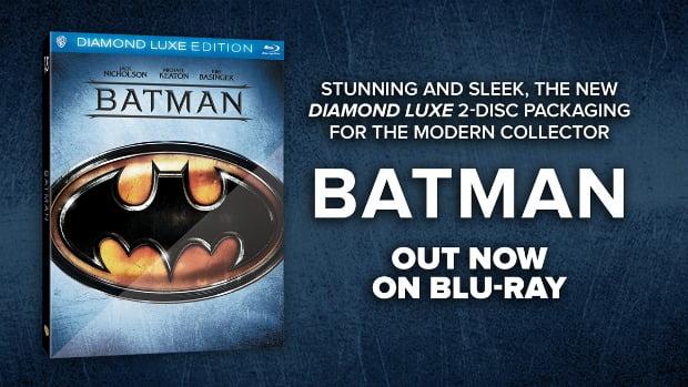 Win Batman on Blu-ray!