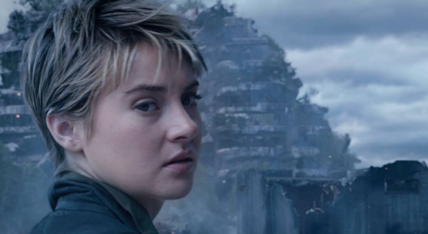 This World Is On Fire In 1st The Divergent Series: Insurgent Trailer