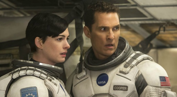 WIN A BEHIND THE SCENES BOOK- INTERSTELLAR: BEYOND TIME AND SPACE- OUT ON LIMITED EDITION 2-DISC DIGIBOOK, BLU-RAY™  AND DVD ON MARCH 30