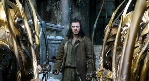 Watch The New The Hobbit:The Battle Of The Five Armies Trailer