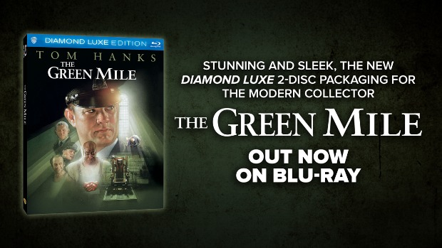 Win The Green Mile on Blu-ray!