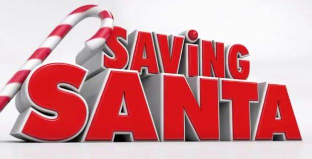 Win Saving Santa 3D On Blu-ray
