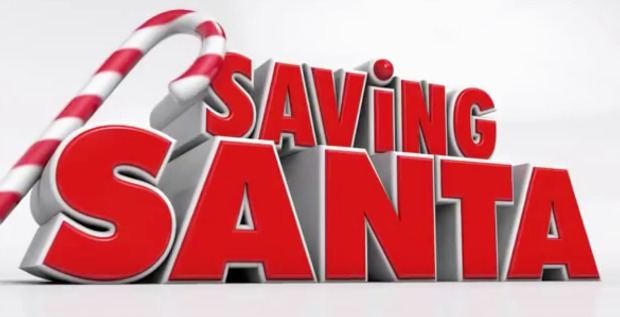 Win Saving Santa 3D On Blu-ray