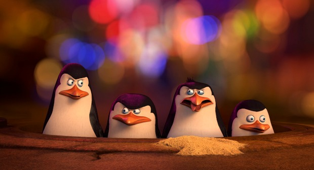 Film Review – Penguins of Madagascar (2014)