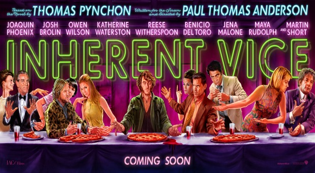 Inherent Vice gets a new poster