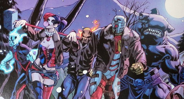 Jared Leto, Margot Robbie, Will Smith Confirmed For Suicide Squad