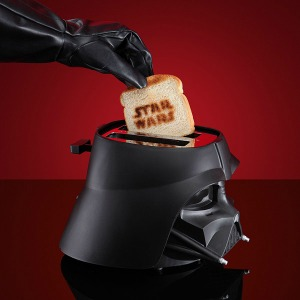 Turn To The 'Bunt Side' With A Darth Vader Toaster