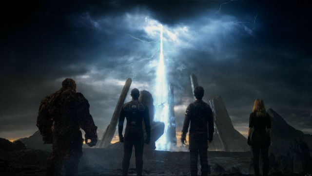Change Is Coming Watch First Fantastic Four Trailer