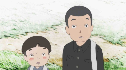 Anime Review – Giovanni's Island