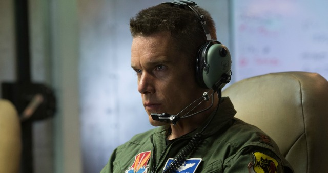 Ethan Hawke Questions Himself In The Good Kill UK Trailer