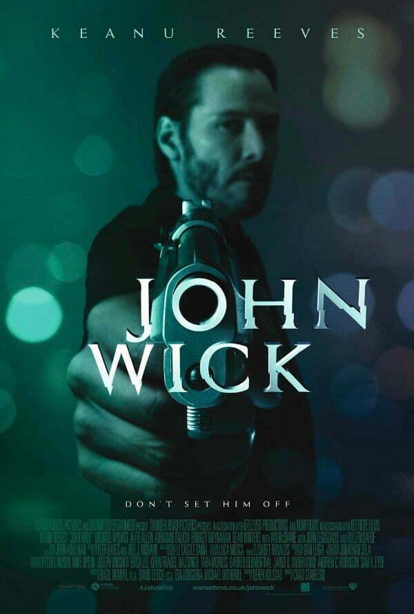John Wick _UK-Poster