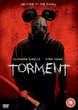 Win Indie Horror Home Invasion Torment On DVD