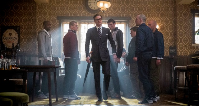 Vue cinema-goers taken by surprise with the Kingsman  Viral Prank
