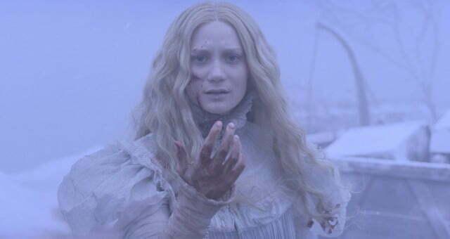 Guillermo Del Toro's Crimson Peak First Trailer Creeps Your Senses