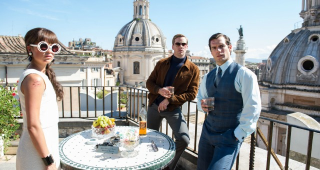 Film Review – The Man From U.N.C.L.E (2015)