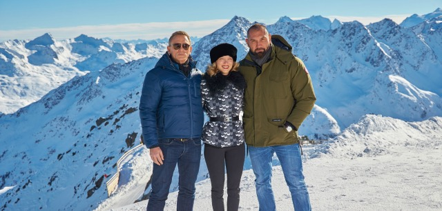 Go Behind The Scenes At First Look At Spectre