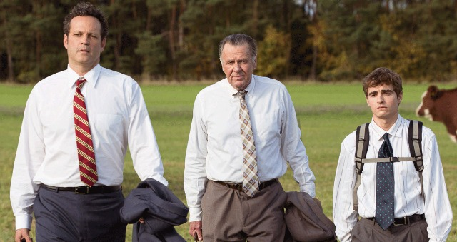 Be Like A Boss In The New  Unfinished Business Red Band Trailer