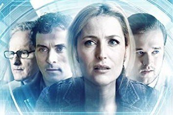 Win Continuum On DVD Starring Gillian Anderson