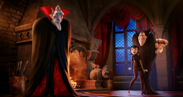 Dracs Pack Is Back With  Hotel Transylvania 2 First Trailer
