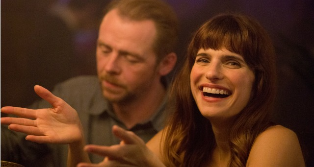 Is Lake Bell Brave Enough To Tell Simon Pegg His Error In Man Up UK Trailer