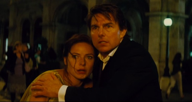 Watch The Destructive Mission Impossible: Rogue Nation First Trailer