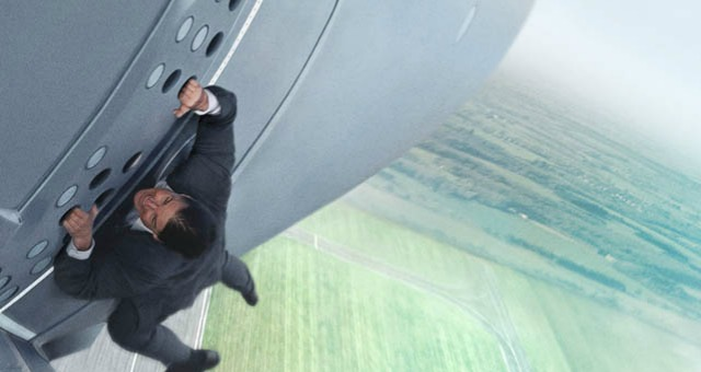 Awesome new posters for Mission: Impossible – Rogue Nation