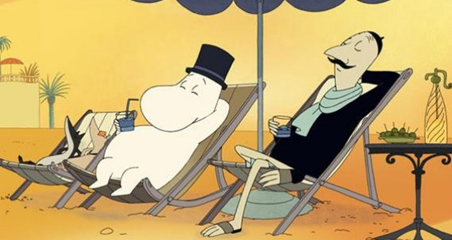 Oh La La The Moomins On The Riviera First UK Trailer Arrives!