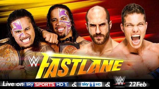 WWEFastlaneUsosVCesaro