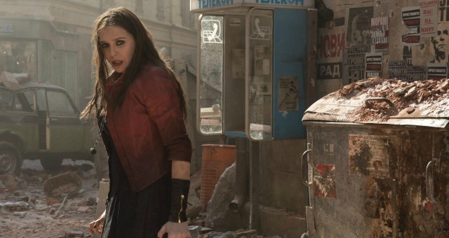 It's All In The Swing In New Avengers: Age Of Ultron UK TV Spot