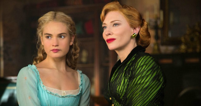 Watch Cate Blanchett as the Evil Stepmother in new Cinderella clip