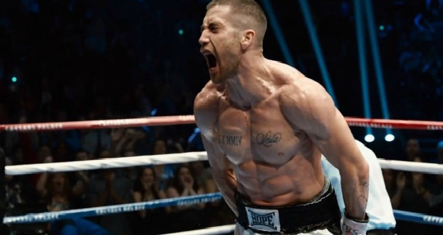 Jake Gyllenhaal packs a punch in Southpaw trailer