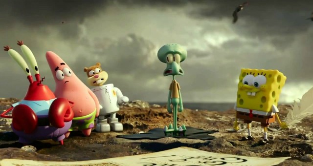 Film Review – The SpongeBob Movie: Sponge Out of Water (2015)