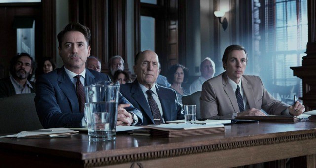 DVD Review – The Judge (2015)
