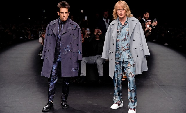 Zoolander 2 announced in style at Paris Fashion Week