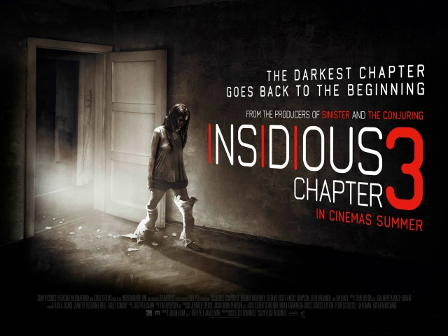 'The Darkest Chapter' Of Insidious Chapter 3 Deliver New Posters