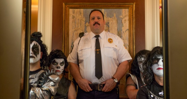 Paul Has Bird Trouble In Exclusive Paul Blart:Mall Cop 2 Clip