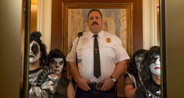 Paul Has Bird Trouble In Exclusive Paul Blart:Mall Cop 2 Clip
