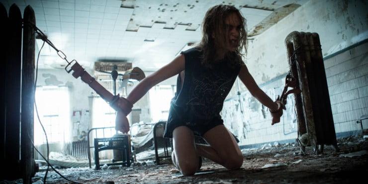 DVD Review – The Asylum (2015)