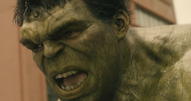 The Beast Is Tamed By Beauty In Avengers:Age Of Ultron Clips