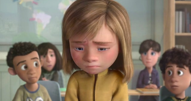 Schools Arrived! For Disney-Pixar's Inside Out New Clip