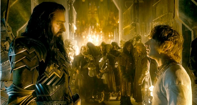 Blu-Ray Review- The Hobbit: The Battle of the Five Armies (2014)