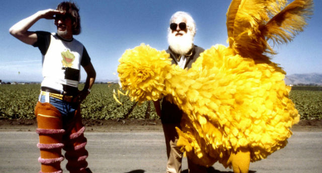 Win I Am Big Bird On DVD