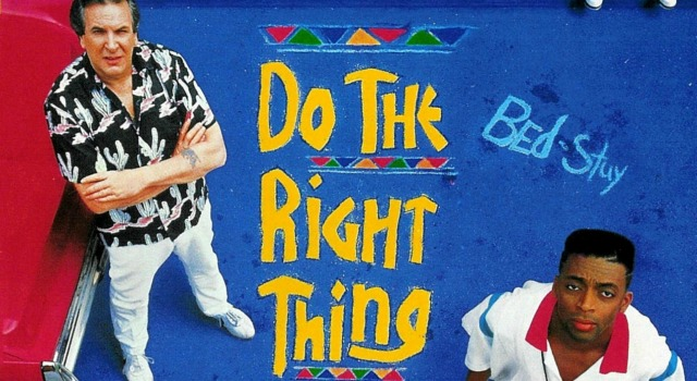 Spike Lee's Crowning Achievement, Do the Right Thing is More Relevant than ever