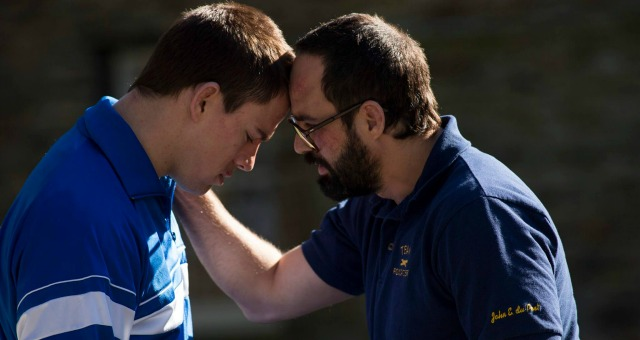DVD Review – Foxcatcher (2015)