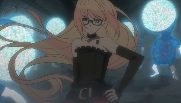 Win Gatchaman Crowds Anime On DVD