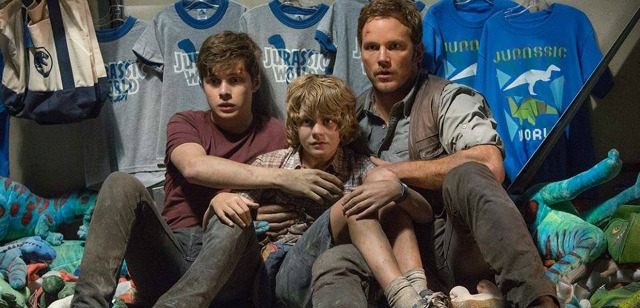 New Jurassic World Featurette Plays On Nostalgia For Original Film