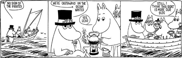 10 THINGS YOU DIDN'T KNOW ABOUT THE MOOMINS